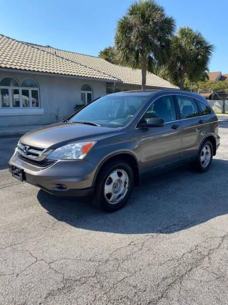 2010 Honda CR-V for sale at GERMANY TECH in Boca Raton FL