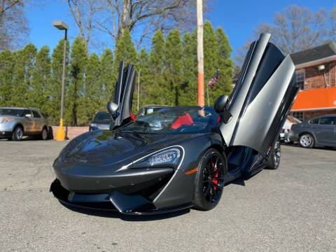 2019 McLaren 570S Spider for sale at Bloomingdale Auto Group in Bloomingdale NJ