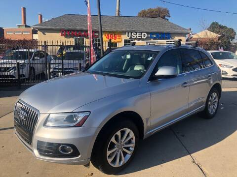 2015 Audi Q5 for sale at DYNAMIC CARS in Baltimore MD