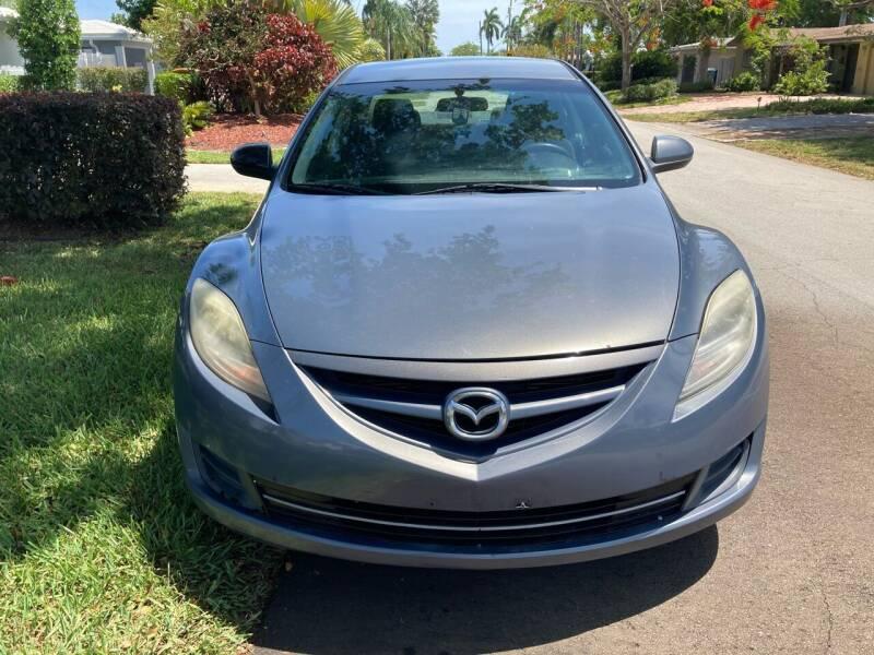 2010 Mazda MAZDA6 for sale at Car Girl 101 in Oakland Park FL