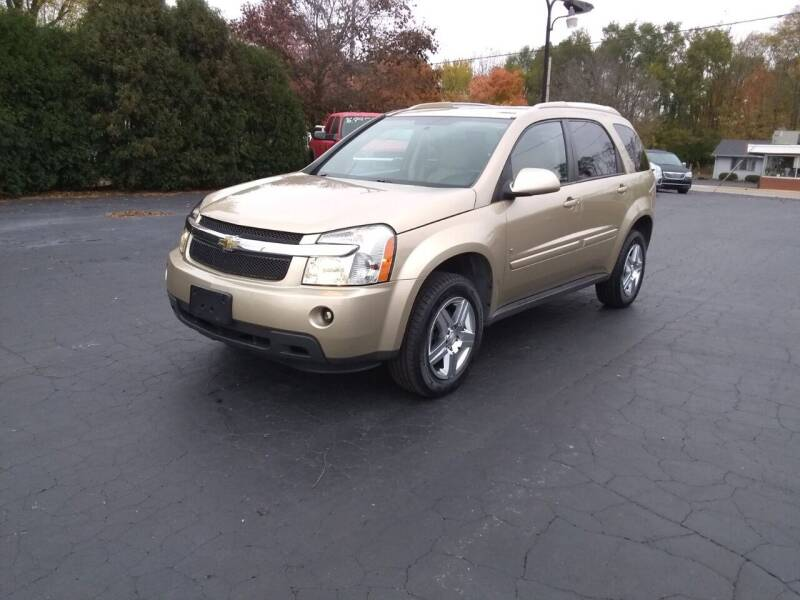 2008 Chevrolet Equinox for sale at Keens Auto Sales in Union City OH