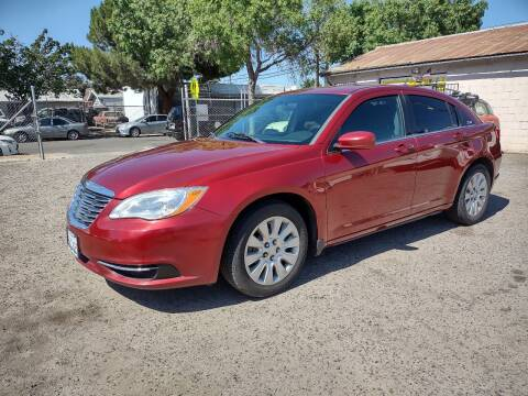 2012 Chrysler 200 for sale at Larry's Auto Sales Inc. in Fresno CA