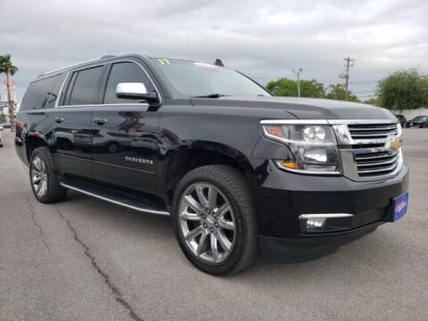 2017 Chevrolet Suburban for sale at All Star Mitsubishi in Corpus Christi TX