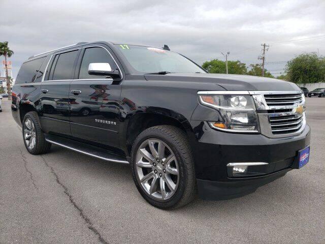 2017 Chevrolet Suburban for sale at All Star Mitsubishi in Corpus Christi TX