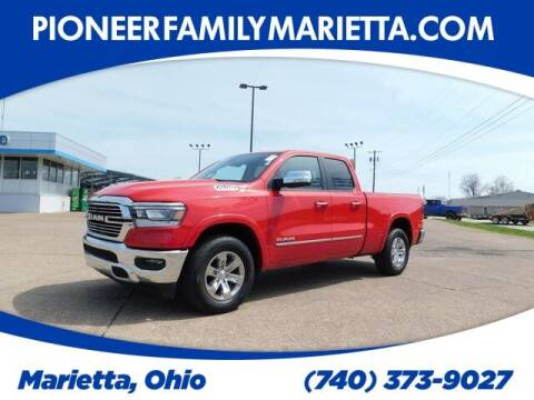 2020 RAM Ram Pickup 1500 for sale at Pioneer Family preowned autos in Williamstown WV
