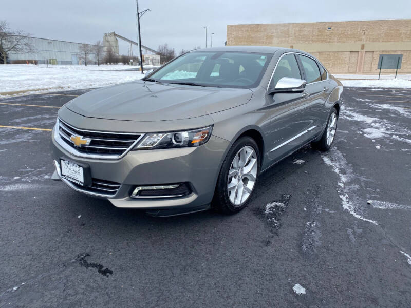 2019 Chevrolet Impala for sale at Triangle Auto Sales in Elgin IL