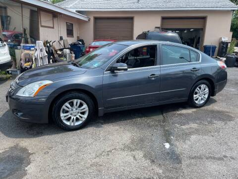 2011 Nissan Altima for sale at Affordable Auto Detailing & Sales in Neptune NJ