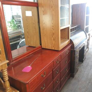 ANTIQUES FURNITURE for sale at BENHAM AUTO INC - Peace of Mind Treasures and More Store in Lubbock TX