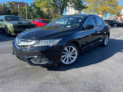 2017 Acura ILX for sale at Sonias Auto Sales in Worcester MA