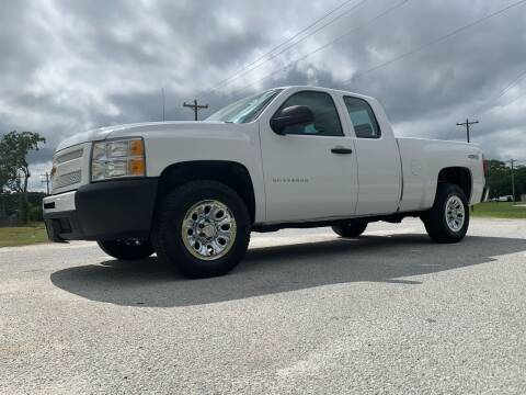 2013 Chevrolet Silverado 1500 for sale at Madden Motors LLC in Iva SC