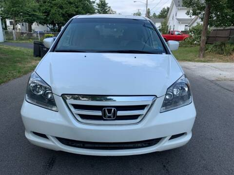 2007 Honda Odyssey for sale at Via Roma Auto Sales in Columbus OH