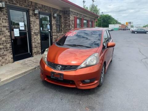 2012 Honda Fit for sale at Smyrna Auto Sales in Smyrna TN