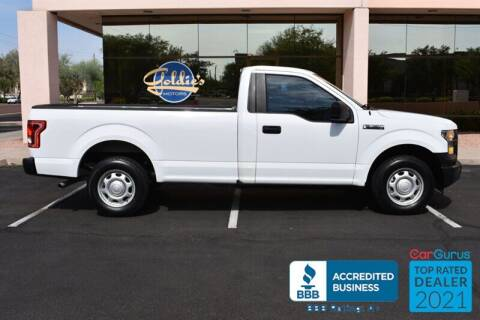2016 Ford F-150 for sale at GOLDIES MOTORS in Phoenix AZ