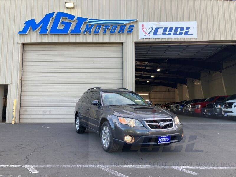 2008 Subaru Outback for sale at MGI Motors in Sacramento CA