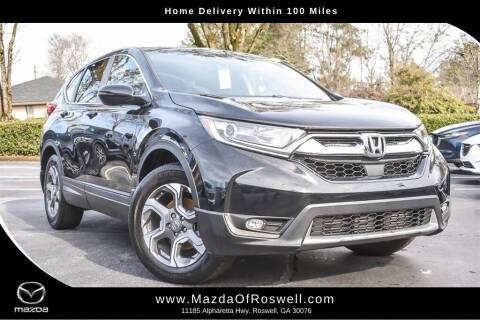 2017 Honda CR-V for sale at Mazda Of Roswell in Roswell GA