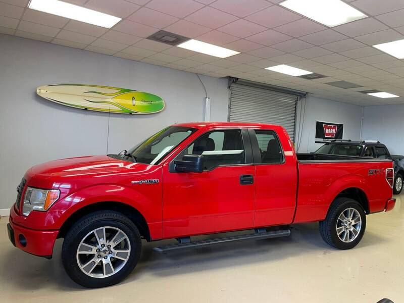2014 Ford F-150 for sale at Jeep and Truck USA in Tampa FL