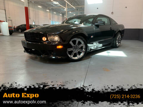 2005 Ford Mustang for sale at Auto Expo in Las Vegas NV