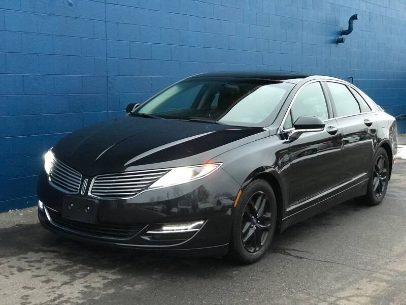 2013 Lincoln MKZ for sale at Omega Motors in Waterford MI