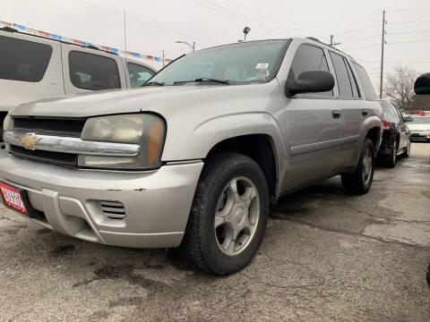 2007 Chevrolet TrailBlazer for sale at Sonny Gerber Auto Sales 4519 Cuming St. in Omaha NE