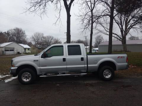 2003 Ford F-250 Super Duty for sale at Antique Motors in Plymouth IN