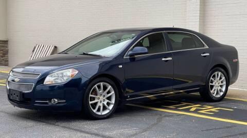 2008 Chevrolet Malibu for sale at Carland Auto Sales INC. in Portsmouth VA