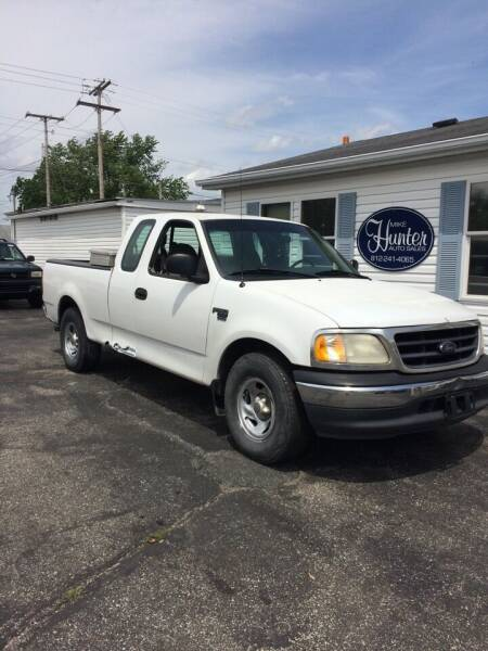 2000 Ford F-150 for sale at Mike Hunter Auto Sales in Terre Haute IN