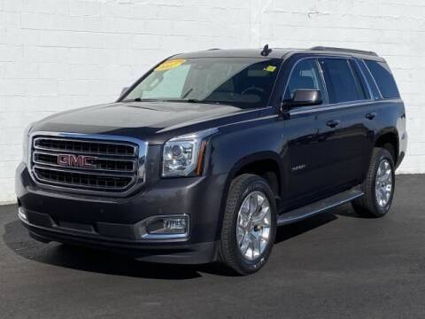 2017 GMC Yukon for sale at TEAM ONE CHEVROLET BUICK GMC in Charlotte MI