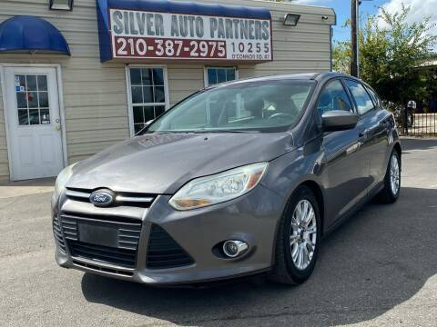 2012 Ford Focus for sale at Silver Auto Partners in San Antonio TX
