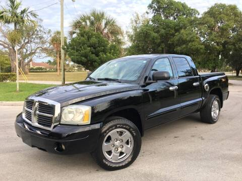 2005 Dodge Dakota for sale at FIRST FLORIDA MOTOR SPORTS in Pompano Beach FL