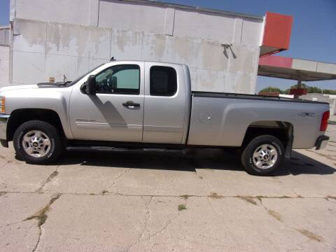 2012 Chevrolet Silverado 2500HD for sale at DJ Motor Company in Wisner NE