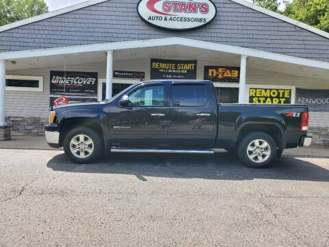 2013 GMC Sierra 1500 for sale at Stans Auto Sales in Wayland MI