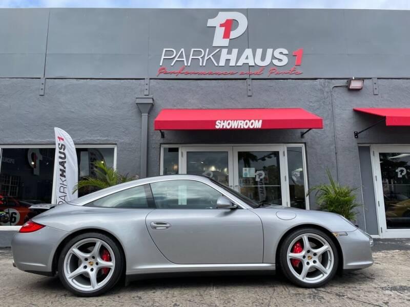 2012 Porsche 911 for sale at PARKHAUS1 in Miami FL