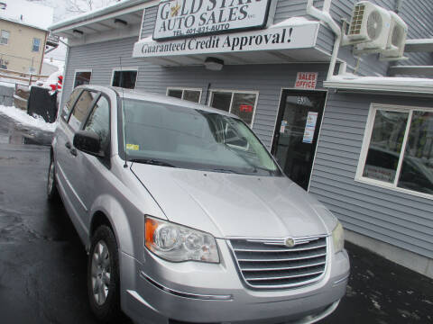 2008 Chrysler Town and Country for sale at Gold Star Auto Sales in Johnston RI