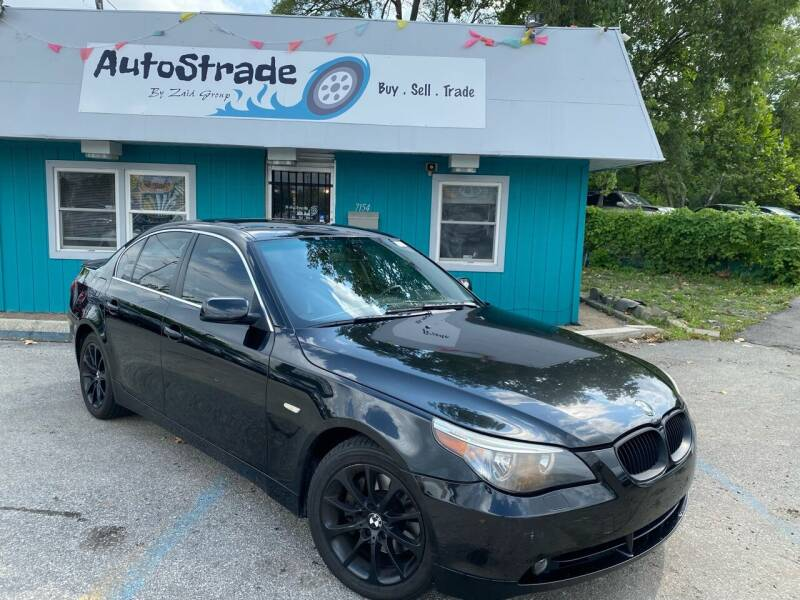 2007 BMW 5 Series for sale at Autostrade in Indianapolis IN