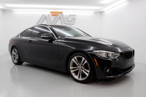 2016 BMW 4 Series for sale at Alta Auto Group in Concord NC