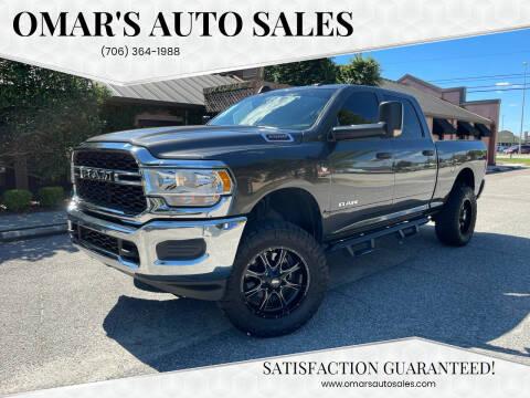 2019 RAM Ram Pickup 2500 for sale at Omar's Auto Sales in Martinez GA