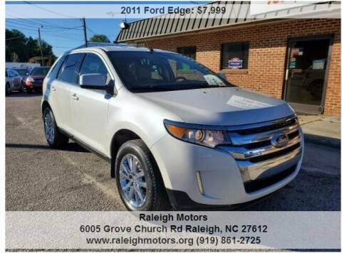 2011 Ford Edge for sale at Raleigh Motors in Raleigh NC
