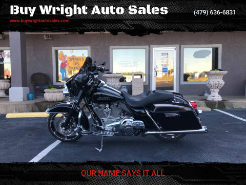 2009 Harley Davidson Electra Glide for sale at Buy Wright Auto Sales in Rogers AR