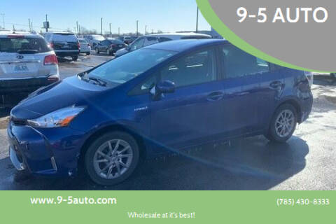 2017 Toyota Prius v for sale at 9-5 AUTO in Topeka KS
