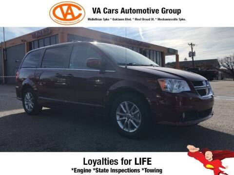 2019 Dodge Grand Caravan for sale at VA Cars Inc in Richmond VA