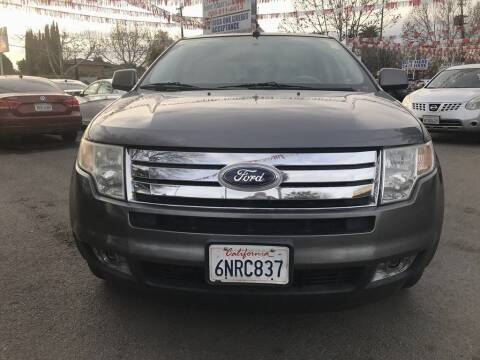 2010 Ford Edge for sale at EXPRESS CREDIT MOTORS in San Jose CA