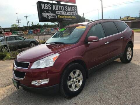 2010 Chevrolet Traverse for sale at KBS Auto Sales in Cincinnati OH