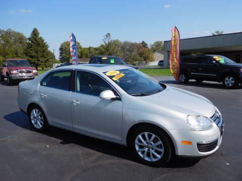 2010 Volkswagen Jetta for sale at North State Motors in Belvidere IL