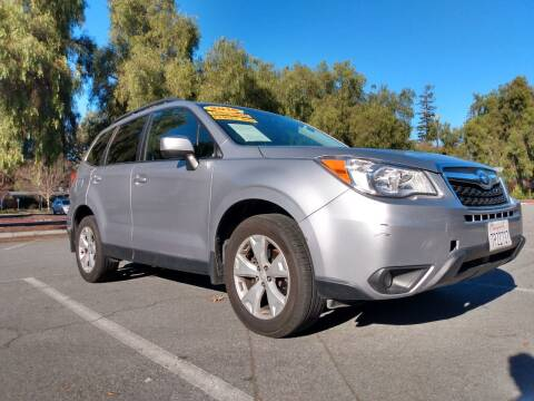 2016 Subaru Forester for sale at ALL CREDIT AUTO SALES in San Jose CA