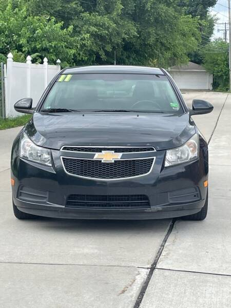 2011 Chevrolet Cruze for sale at Suburban Auto Sales LLC in Madison Heights MI