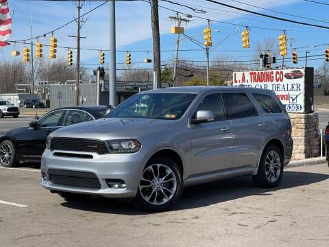 2020 Dodge Durango for sale at L.A. Trading Co. Woodhaven - L.A. Trading Co. Detroit in Detroit MI