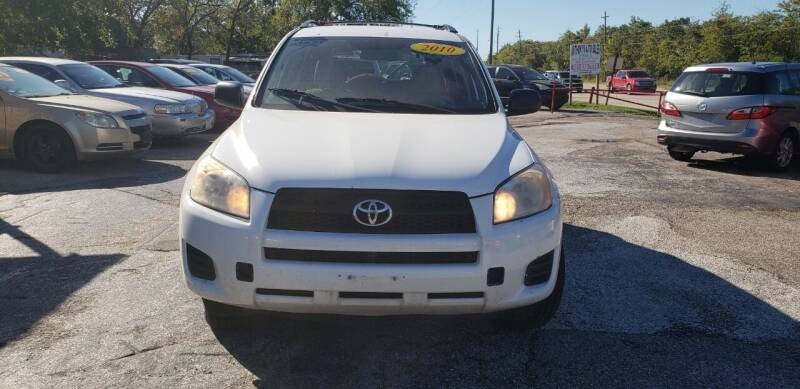 2010 Toyota RAV4 for sale at Anthony's Auto Sales of Texas, LLC in La Porte TX