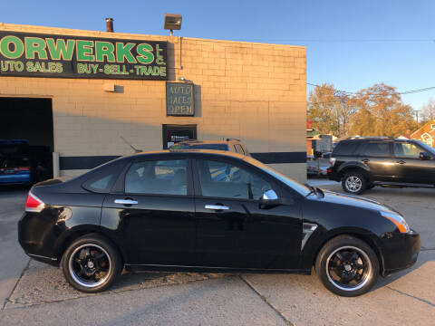 2009 Ford Focus for sale at MLD Motorwerks Pre-Owned Auto Sales - MLD Motorwerks, LLC in Eastpointe MI