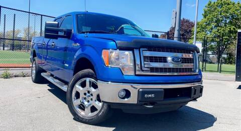 2013 Ford F-150 for sale at Maxima Auto Sales in Malden MA