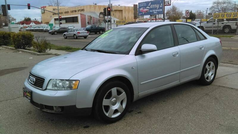 2004 Audi A4 for sale at Larry's Auto Sales Inc. in Fresno CA